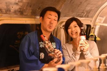 LiV × LiVEs  Part10:宗像 大島の地域おこし協力隊 近藤智子さん