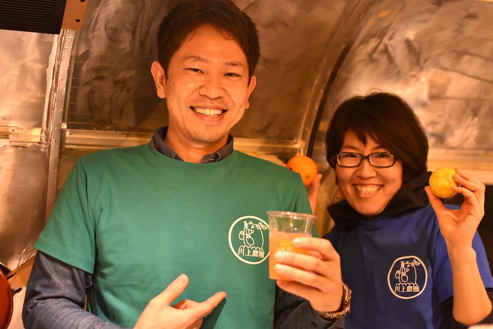 LiV × LiVEs  Part2:川上農園の3代目、耕太さんとしのぶさん姉弟