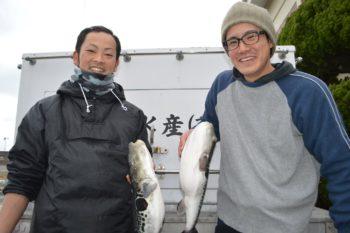 LiV × LiVEs  Part4:鐘崎漁港の若手漁師 宗岡さんと権田さん